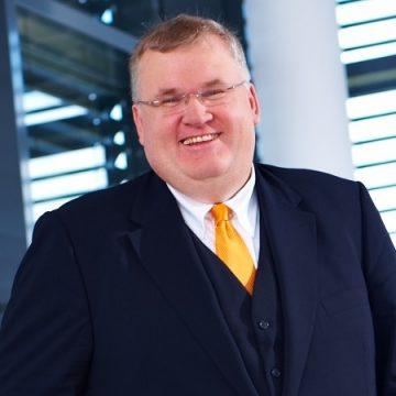 Let's MINT Mitgliedsunternehmen Hoecker-Polytechnik-Geschäftsführer Christan Vennemann