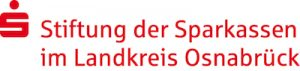 Logo der Stiftung der Sparkassen im Landkreis Osnabrück Förderer von Let's MINT