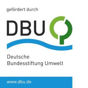 Logo der DBU die Förderer von Let's MINT ist