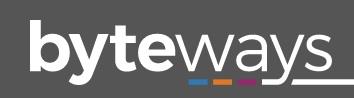 LEts MINT Aktuelles Logo der Firma Byteways
