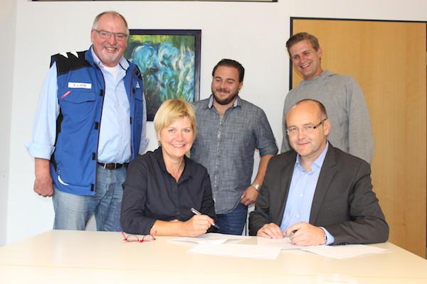 Neue Kooperation: Reparierwerkstatt an Oberschule Bad Laer