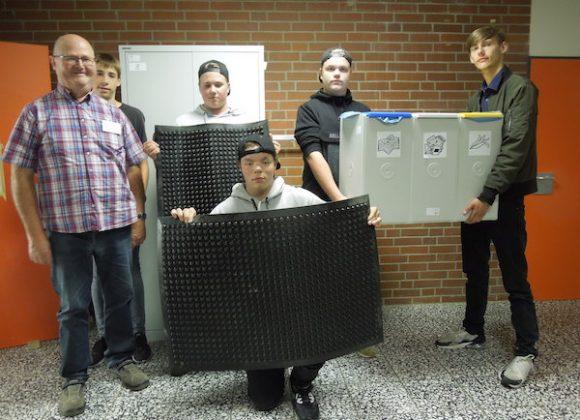 Reparierwerkstatt Bad Laer startet ins neue Schuljahr