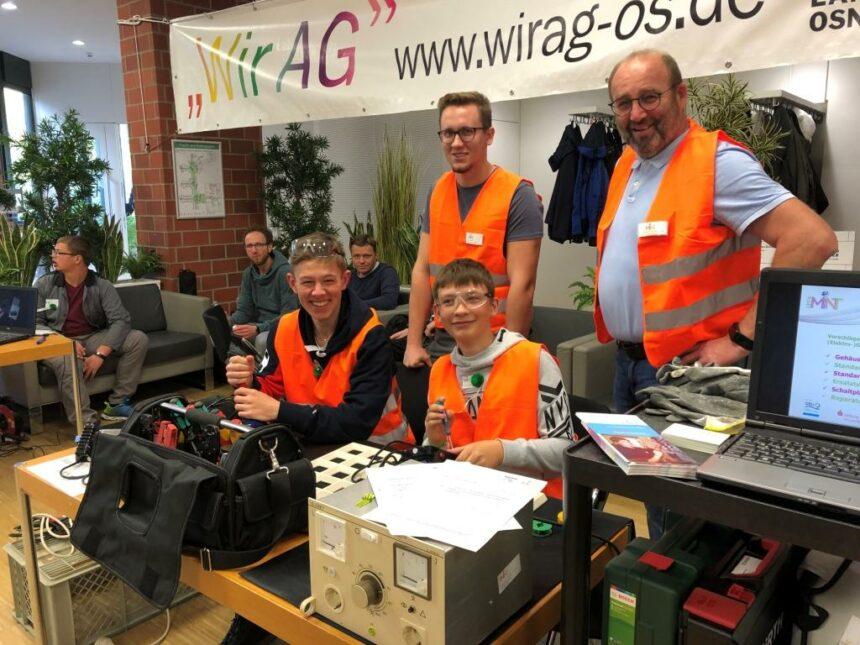 Reparieren live im Landkreis Osnabrück