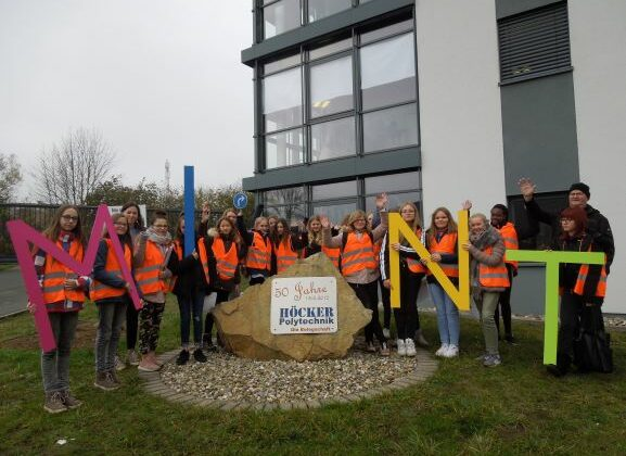 Höcker Polytechnik kooperiert mit Oberschule Hilter